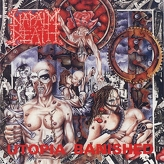 Napalm Death ‎– Utopia Banished