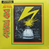 Bad Brains ‎– Bad Brains