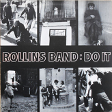 Rollins Band ‎– Do It