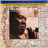 Memphis Slim ‎– The Legacy Of The Blues Vol. 7