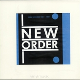 New Order ‎– Peel Sessions 1981 + 1982