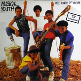 Musical Youth ‎– The Youth Of Today