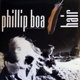 Phillip Boa And The Voodooclub ‎– Hair