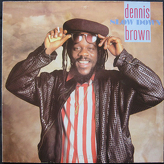Dennis Brown ‎– Slow Down