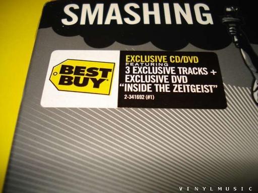 Smashing Pumpkins Zeitgeist Vinylmusic Sklep
