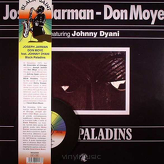 Joseph Jarman - Don Moye feat. Johnny Dyani ‎– Black Paladins