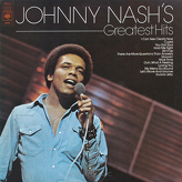 Johnny Nash ‎– Johnny Nash's Greatest Hits