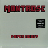 Montrose ‎– Paper Money