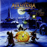 Tobias Sammet's Avantasia ‎– The Mystery Of Time (A Rock Epic)